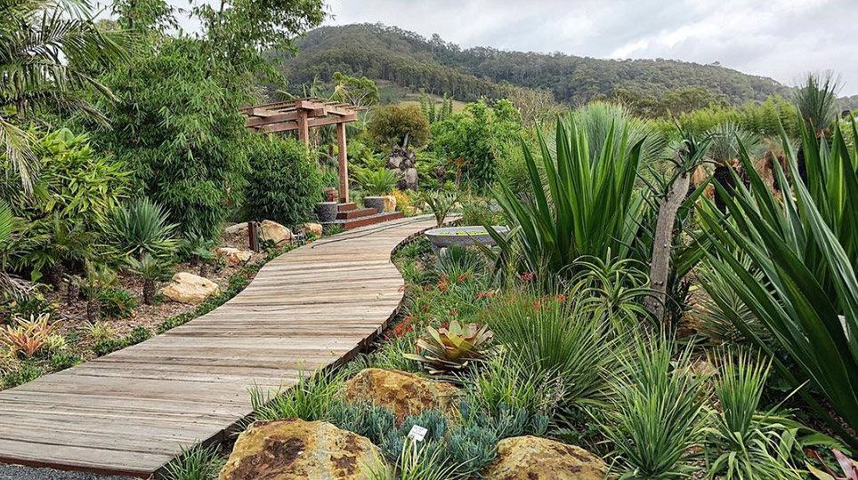 Landscape Design and Construction Services Berry by Bamboo South Coast