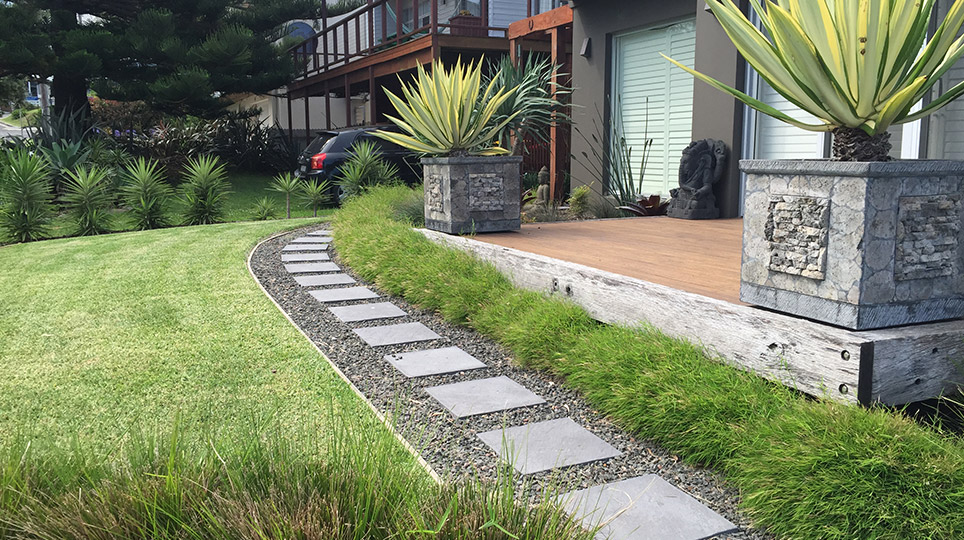 Landscape Design and Construction Services Gerroa by Bamboo South Coast