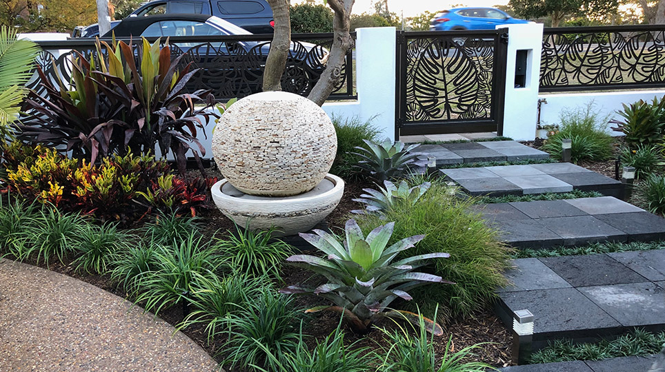 Landscape Design and Construction Services Vincentia by Bamboo South Coast