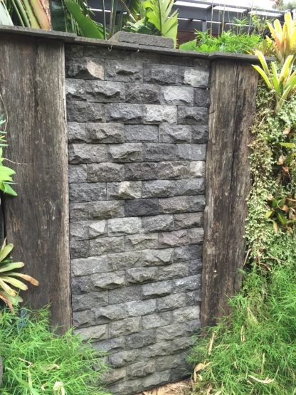 Lavastone  wall cladding 20x10cm