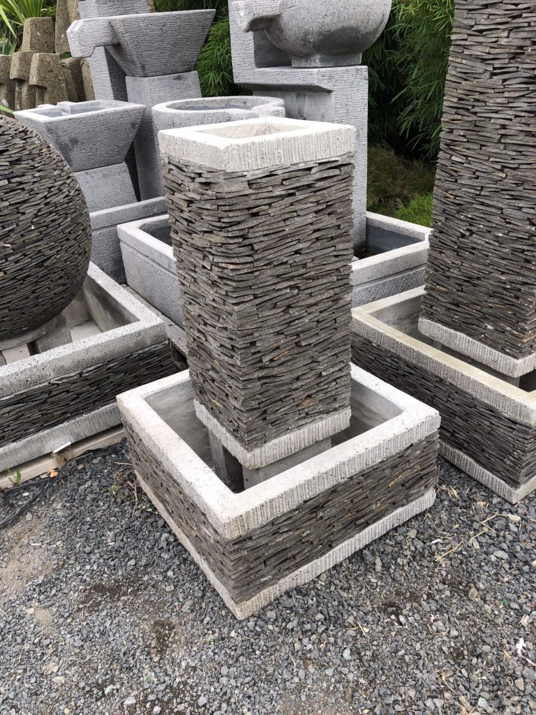 Small Tower 60cm Water Feature