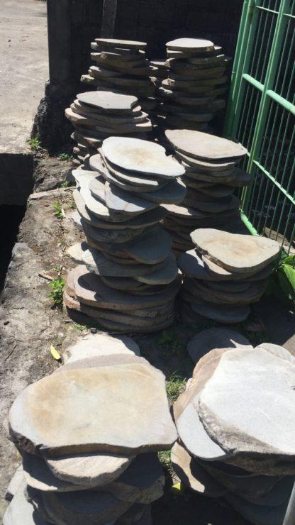 65 x 3cm riverstone pavers