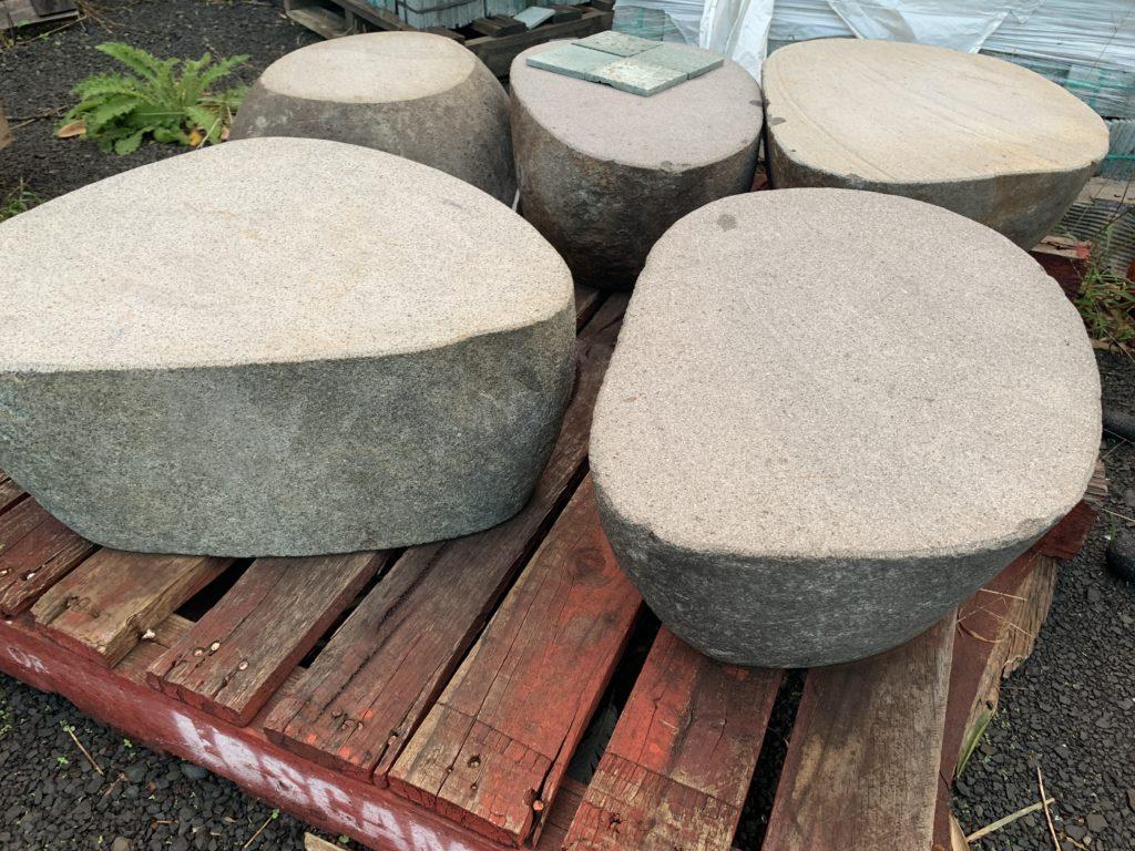 65cm River stone pavers