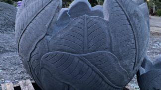 Heiconia leaf pot large 100cm
