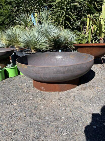 Steel fire pit Fire bowl 1.5m Diameter